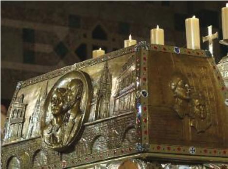 Det irske relikvaret
